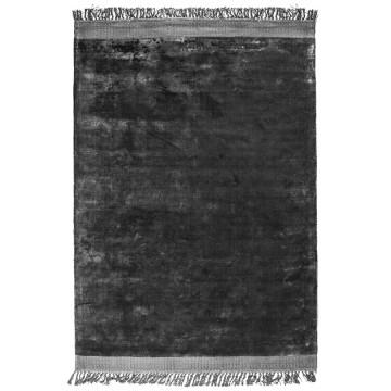 Covor din vascoza Peshi 160x230 cm antracit