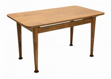 Masa dreptunghiulara din lemn de mango Tom Tailor 140x80x76 cm maro
