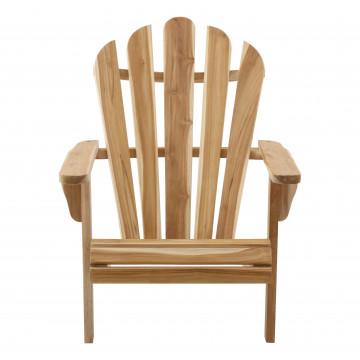 Scaun pentru gradina din lemn de tec