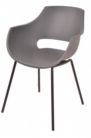 Set 2 scaune Sit&Chairs gri