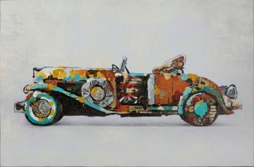 Tablou Used Car 60cm x 90cm