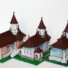 Pachet Voronet-Sucevita-Moldovita