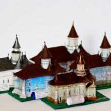 Pachet Voronet-Putna-Neamt-Moldovita-Sucevita