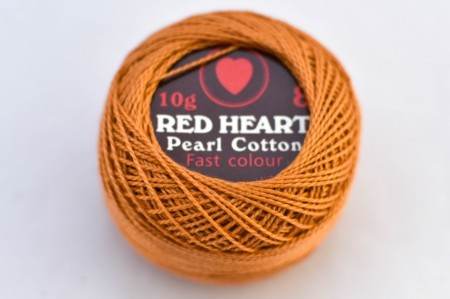 Poze Cotton perle RED HEART cod 1003