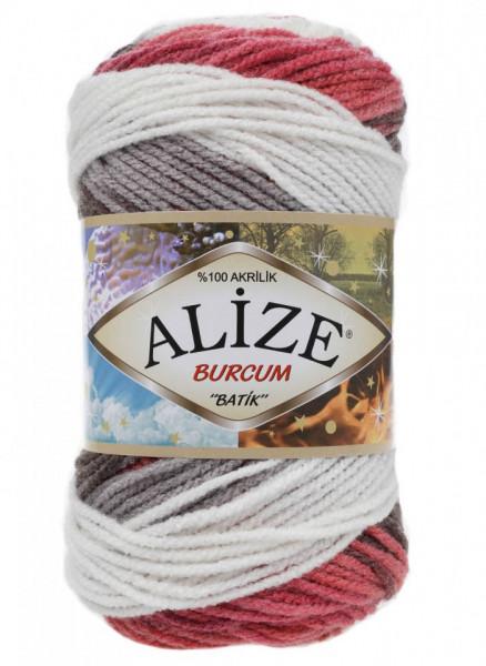 Poze Fir de tricotat sau crosetat - Fir ACRILIC ALIZE BURCUM BATIK DEGRADE 1984