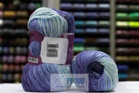 Poze Fir de tricotat sau crosetat - Fir ALIZE COTTON GOLD BATIK - DEGRADE 3299