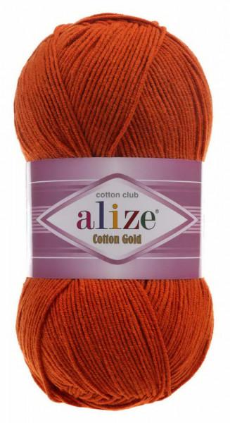Poze Fir de tricotat sau crosetat - Fir ALIZE COTTON GOLD CARAMIZIU 36