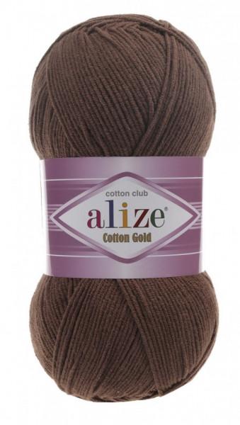 Poze Fir de tricotat sau crosetat - Fir ALIZE COTTON GOLD MARO 493