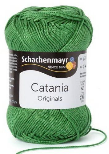 Poze Fir de tricotat sau crosetat - Fir BUMBAC 100% MERCERIZAT CATANIA MOSS 412