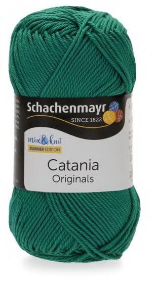 Poze Fir de tricotat sau crosetat - Fir BUMBAC 100% MERCERIZAT CATANIA SMARAGD 430