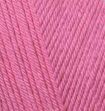 Poze Fir de tricotat sau crosetat - Fir microfibra ALIZE DIVA ROZ 178