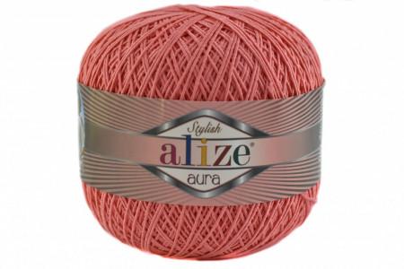 Poze Fir de tricotat sau crosetat - Fire Alize Aura - Roz - 33