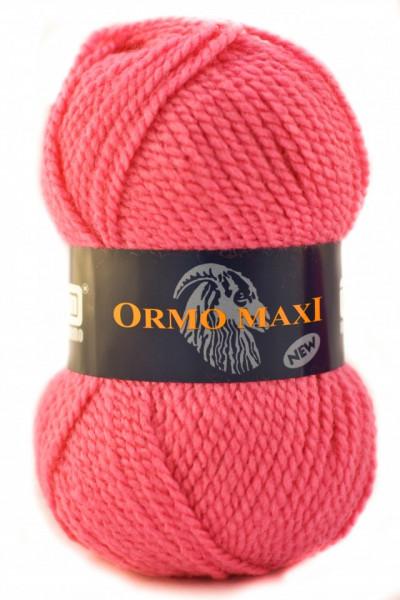 Poze Fir de tricotat sau crosetat - Fire Nako - Ormo Maxi - ROZ - 6737