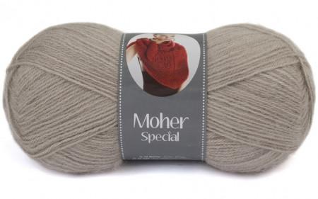 Poze Fir de tricotat sau crosetat - Fire tip mohair acril NAKO MOHER SPECIAL GRI 1199
