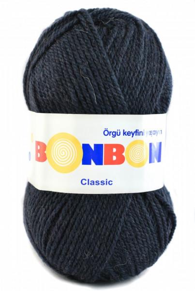 Poze Fir de tricotat sau crosetat - Fire tip mohair din acril BONBON CLASIC 98584
