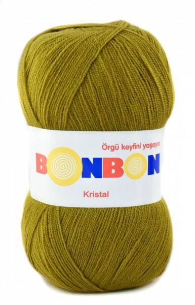 Poze Fir de tricotat sau crosetat - Fire tip mohair din acril BONBON KRISTAL 98874