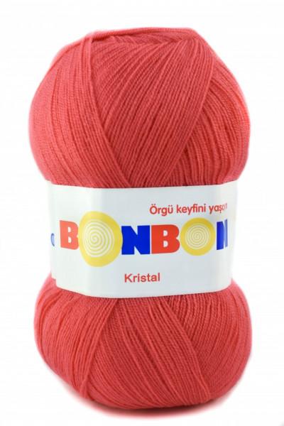 Poze Fir de tricotat sau crosetat - Fire tip mohair din acril BONBON KRISTAL 98299