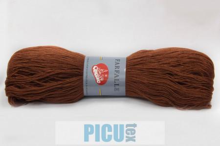 Poze Fir de tricotat sau crosetat - Fire tip mohair din acril (PNA) Canguro Farfalle MARO 320