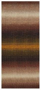 Poze Fir de tricotat sau crosetat - Fire tip mohair din acril premium Nako VALS DEGRADE 86382