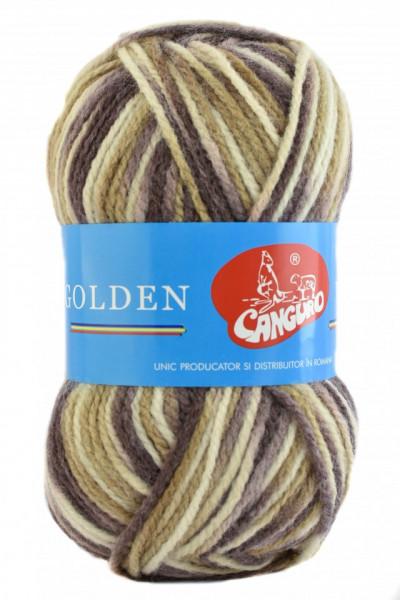 Poze Fir de tricotat sau crosetat - Fire tip mohair din acril si lana GOLDEN WOOL IMPRIMAT - 357