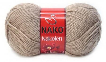 Poze Fir de tricotat sau crosetat - Fire tip mohair din lana 50% si acril 50% Nakolen BEJ 257