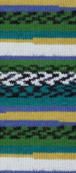 Poze Fir de tricotat sau crosetat - Fire tip mohair din lana si polyamida Nako BOHO mix 81267
