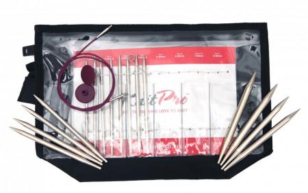 Poze KnitPro Nova Metal - set andrele interschimbabile DELUXE