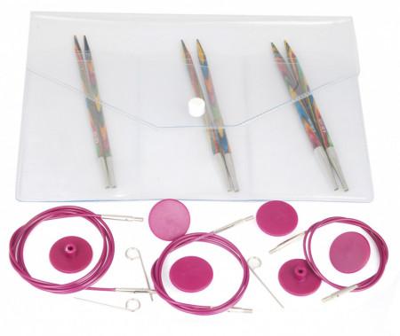 Poze KnitPro SYMFONIE WOOD - set andrele interschimbabile STARTER