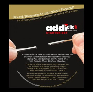Poze addiClick - set andrele interschimbabile STARTER cod 660-7