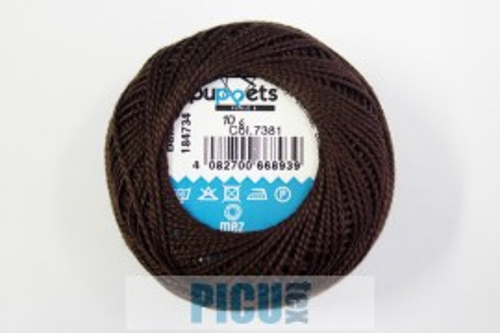 Poze Cotton perle cod 7381
