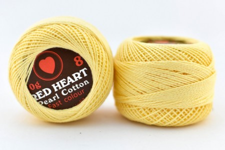 Poze Cotton perle RED HEART cod 0301