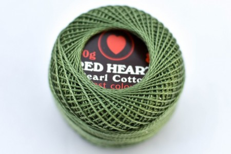 Poze Cotton perle RED HEART cod 860