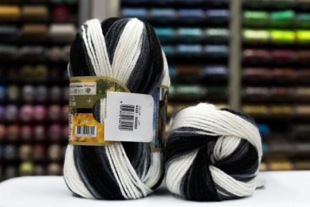 Poze Fir de tricotat sau crosetat - Fir ACRILIC ALIZE BURCUM BATIK DEGRADE 4428