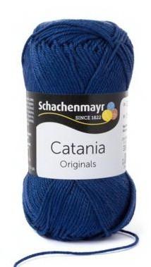 Poze Fir de tricotat sau crosetat - Fir BUMBAC 100% MERCERIZAT CATANIA JEANS 164