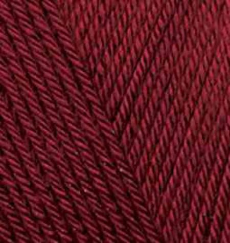 Poze Fir de tricotat sau crosetat - Fir microfibra ALIZE DIVA GRENA 57