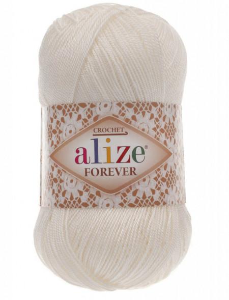 Poze Fir de tricotat sau crosetat - Fir microfibra ALIZE FOREVER CREAM 292