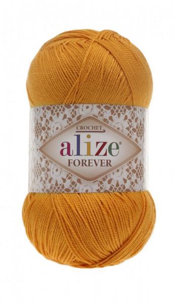 Poze Fir de tricotat sau crosetat - Fir microfibra ALIZE FOREVER PORTOCALIU 83