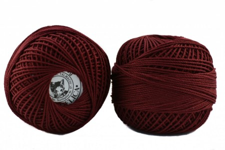 Poze Fir de tricotat sau crosetat - Fire Bumbac 100% ANGELICA ROMANOFIR BOBINA GRENA 1334