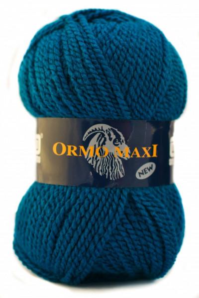 Poze Fir de tricotat sau crosetat - Fire Nako - Ormo Maxi - ALBASTRU - 44