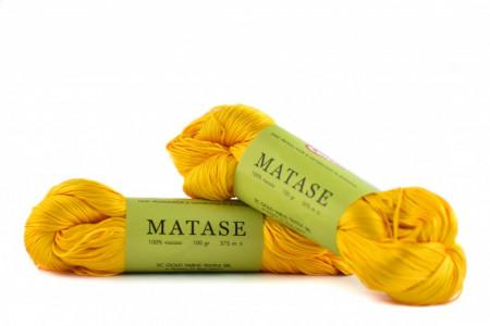 Poze Fir de tricotat sau crosetat - Fire tip matase din vascoza Canguro - PORTOCALIU -312 -
