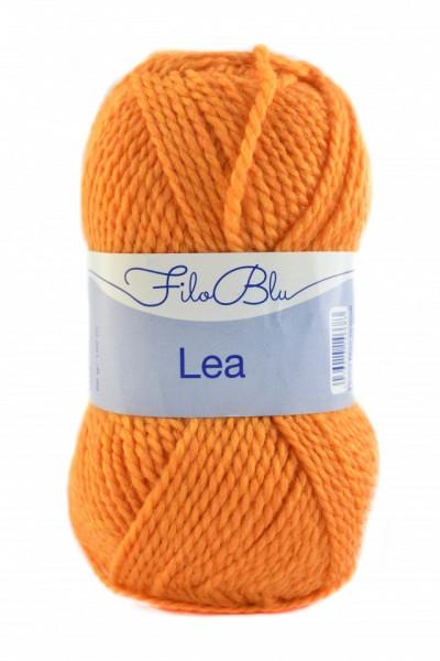 Poze Fir de tricotat sau crosetat -Fire tip mohair din acril GRUNDL - LEA - 04-PORTOCALIU