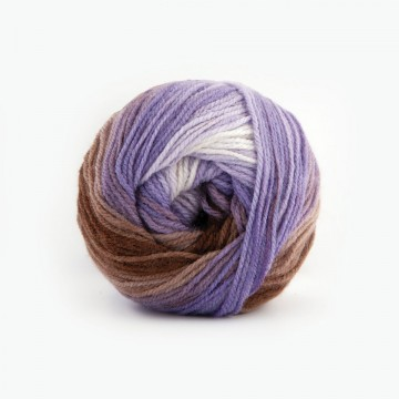 Poze Fir de tricotat sau crosetat - Fire tip mohair din acril Kamgarn Papatya Batik degrade 23