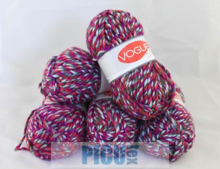 Poze Fir de tricotat sau crosetat - Fire tip mohair din acril Nako Export - #5515