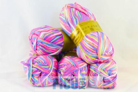 Poze Fir de tricotat sau crosetat - Fire tip mohair din acril Nako Export - #5650