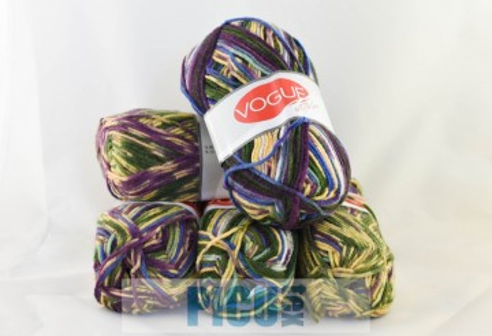 Poze Fir de tricotat sau crosetat - Fire tip mohair din acril Nako Export - #5700