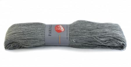 Poze Fir de tricotat sau crosetat - Fire tip mohair din acril (PNA) Canguro Farfalle GRI 341