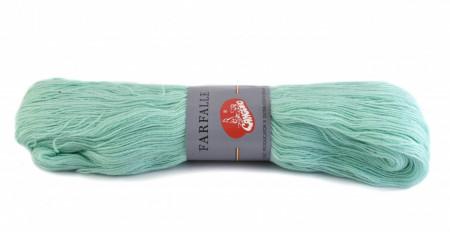 Poze Fir de tricotat sau crosetat - Fire tip mohair din acril (PNA) Canguro Farfalle VERNIL 386