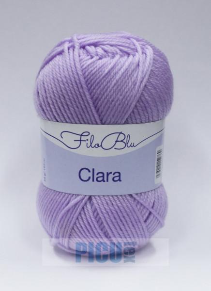 Poze Fir de tricotat sau crosetat - Fire tip mohair din poliester Filo Blu - Clara 08