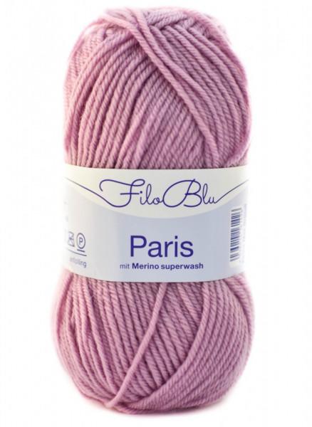 Poze Fir de tricotat sau crosetat - Fire tip mohair din poliester Filo Blu - PARIS - 04 - ROZ