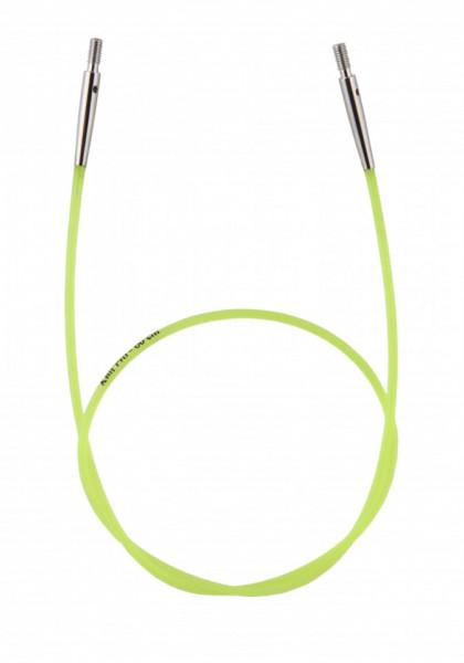 Poze KnitPro Accesorii - cablu culoare verde neon pentru interconectare